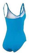 6758534eda1 36-50 Dámské jednodílné stahovací sportovní plavky